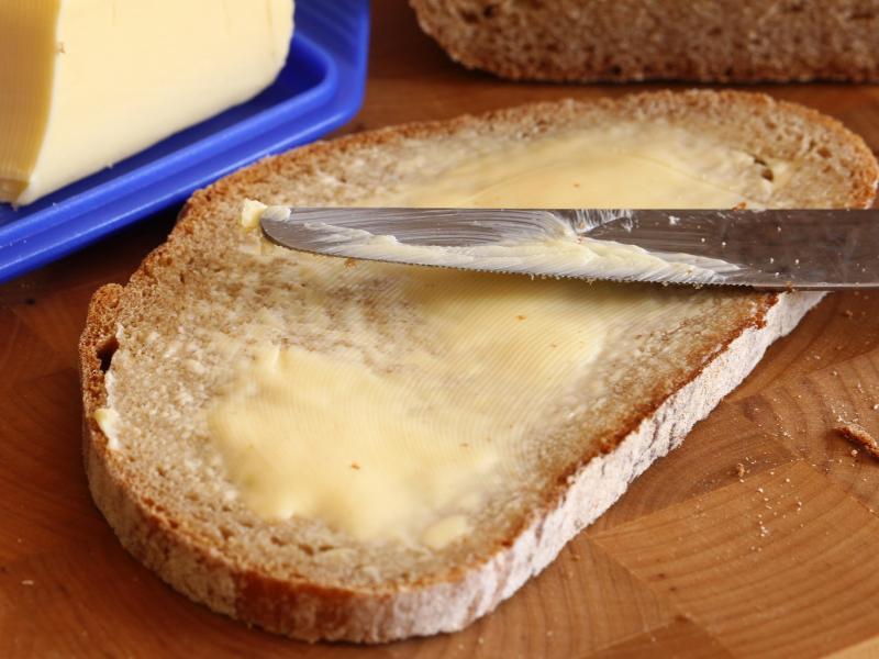 Bild zu Butter-Preis fällt