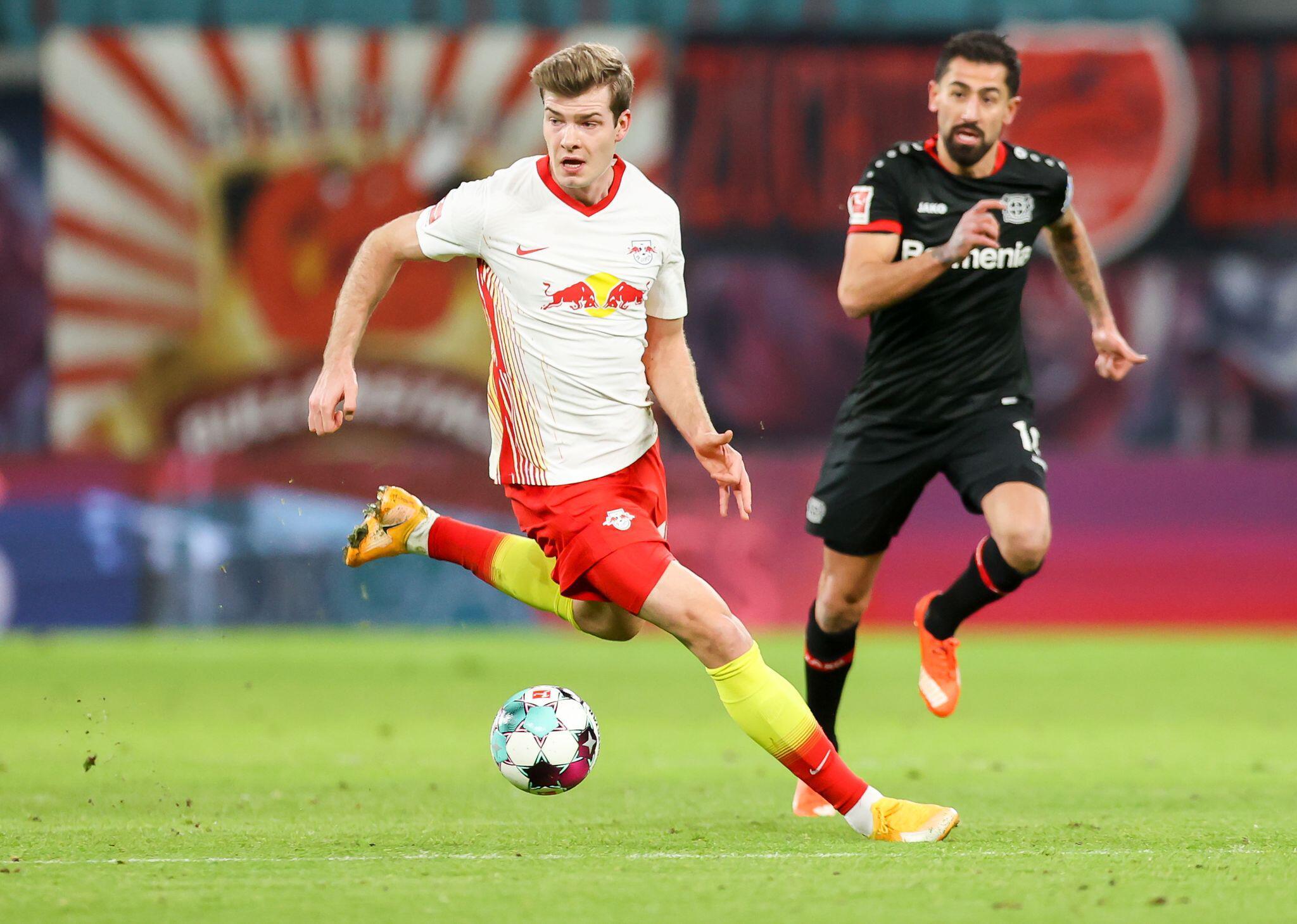 Bild zu RB Leipzig - Bayer Leverkusen