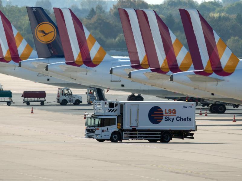 Bild zu Flugzeuge in Düsseldorf