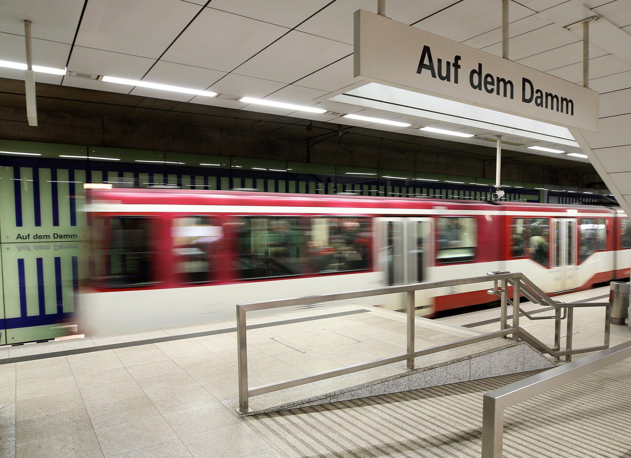 Bild zu U-Bahnen in Duisburg