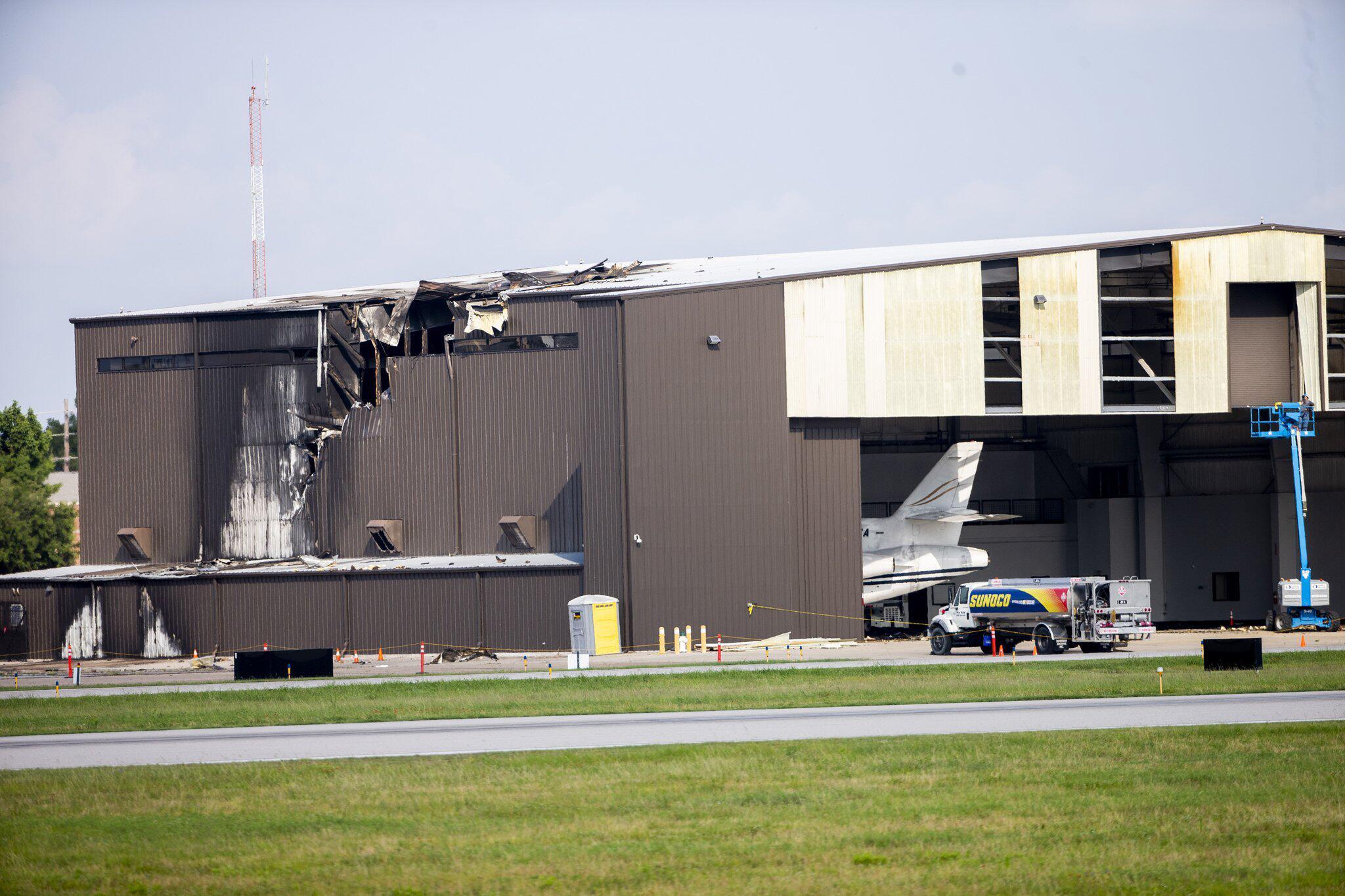 Bild zu Absturz von Kleinflugzeug in Texas