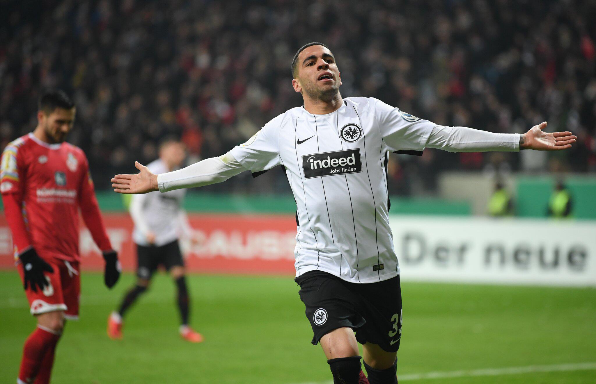 Bild zu Eintracht Frankfurt - 1. FSV Mainz 05