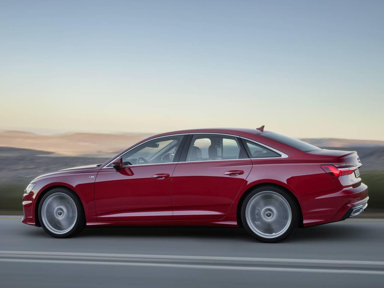 Bild zu Audi A6 (2018)