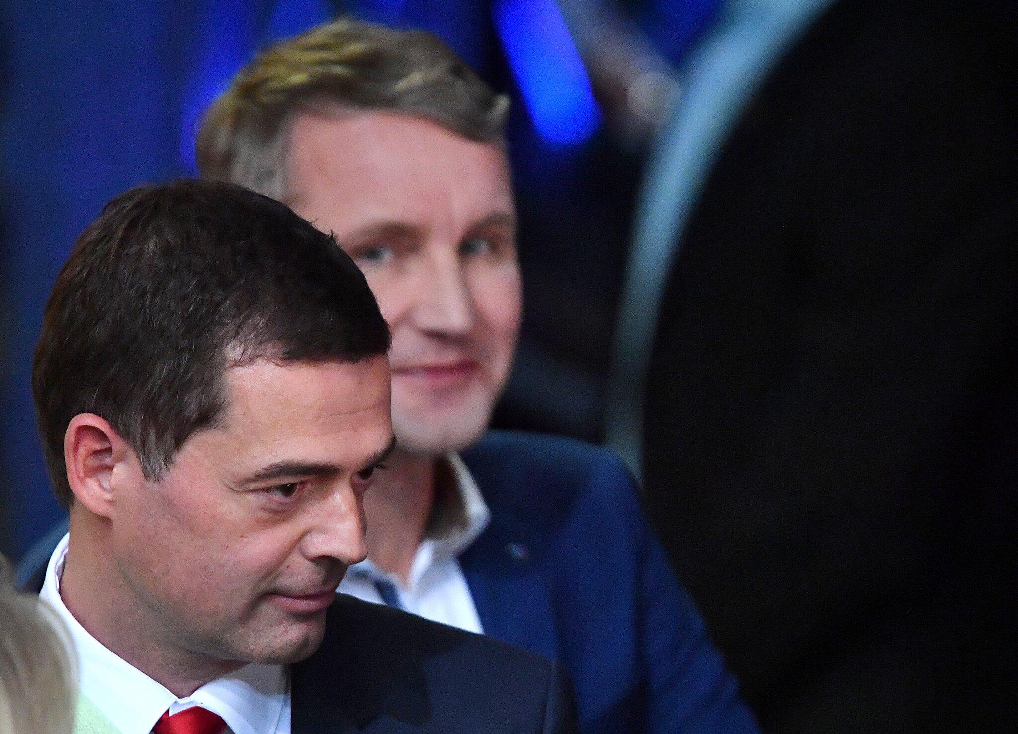 Bild zu CDU-Spitze gegen Annäherung an Thüringens AfD