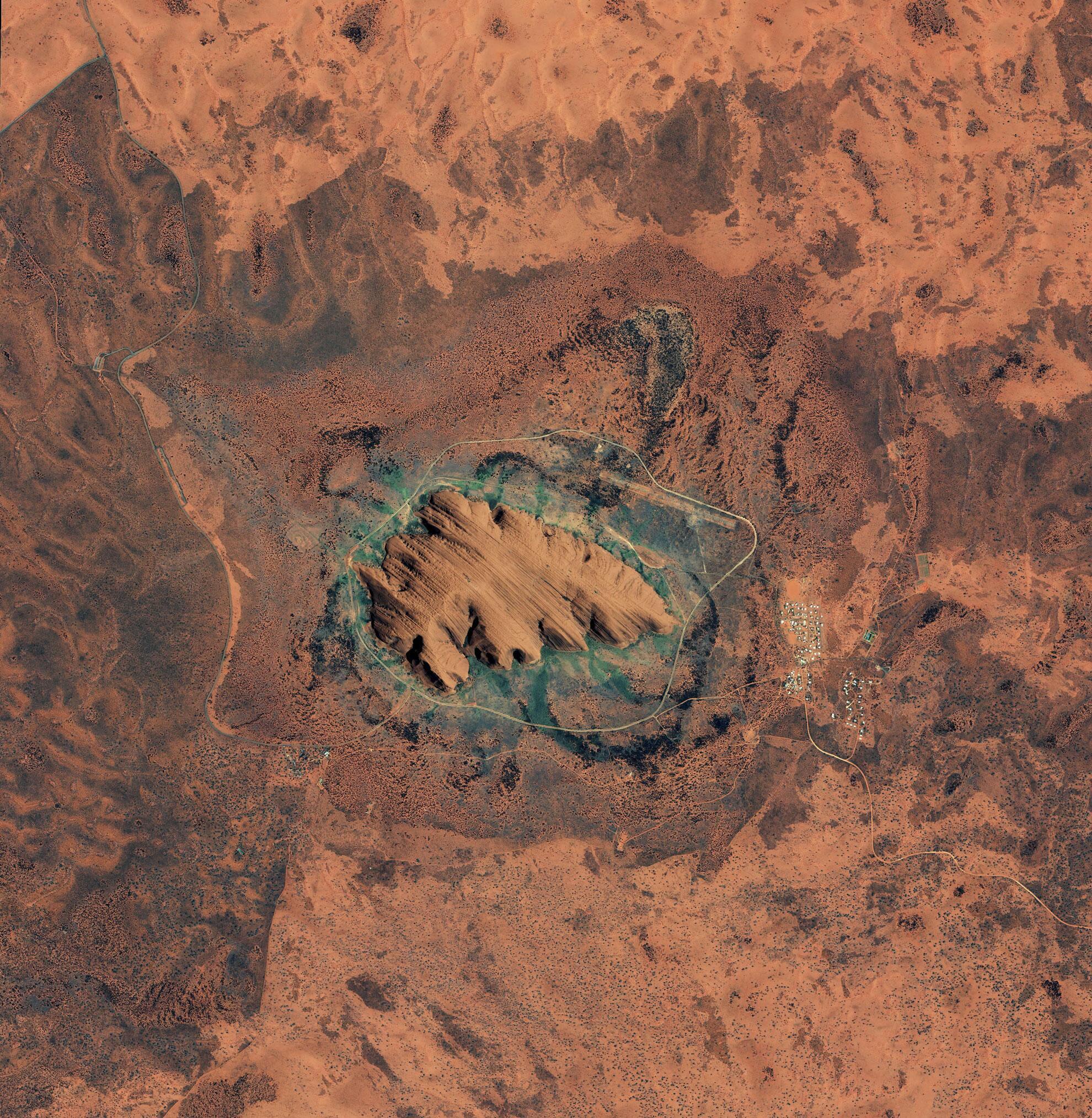 Bild zu Uluru, Ayers Rock