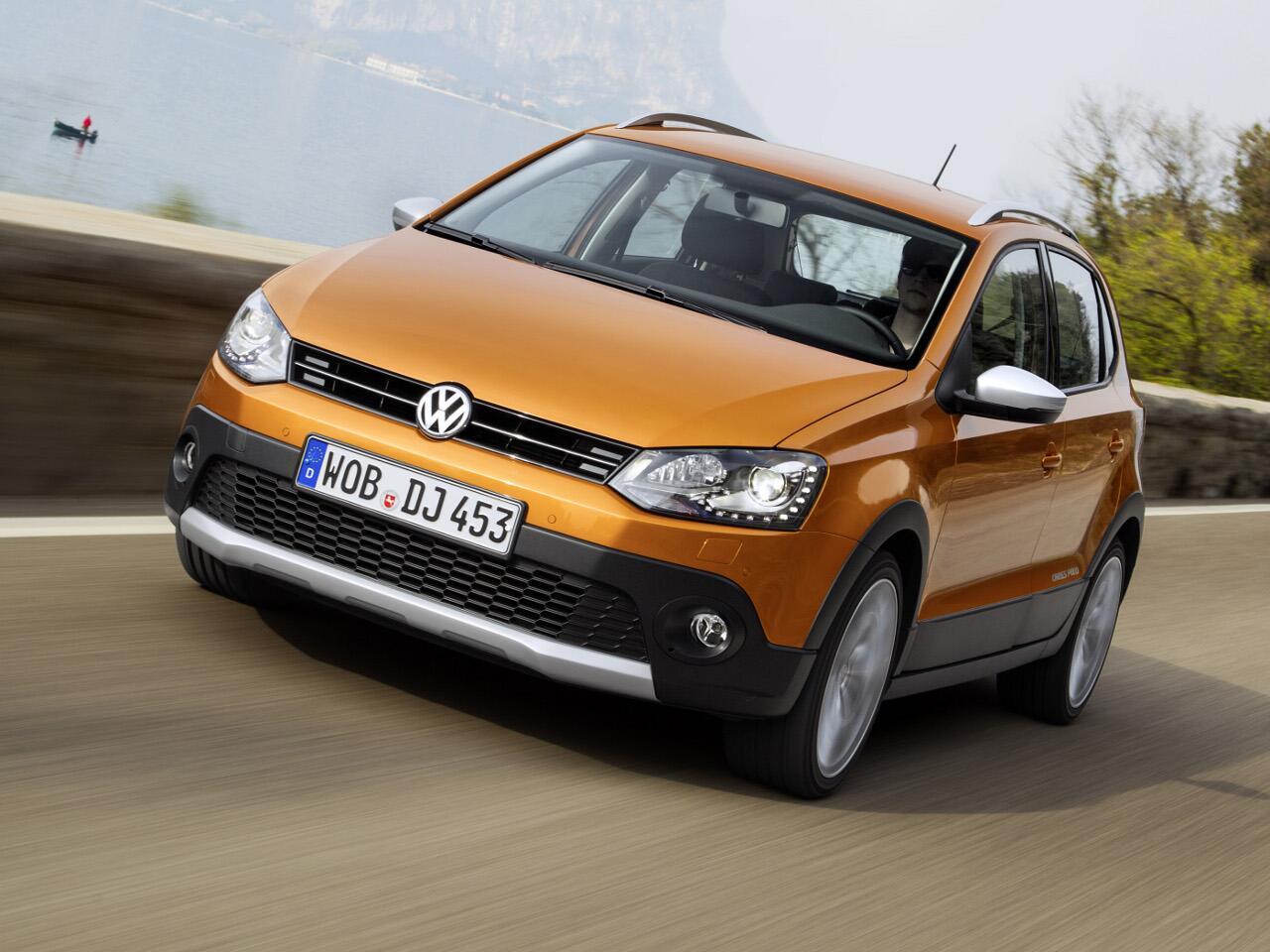 Bild zu VW Cross Polo