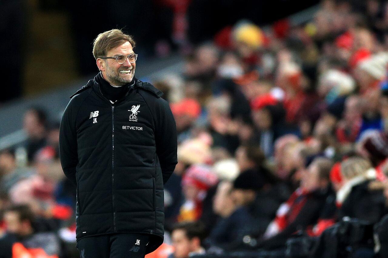 Bild zu FC Liverpool, Jürgen Klopp