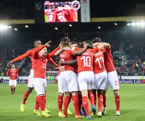 Schweiz - Belgien