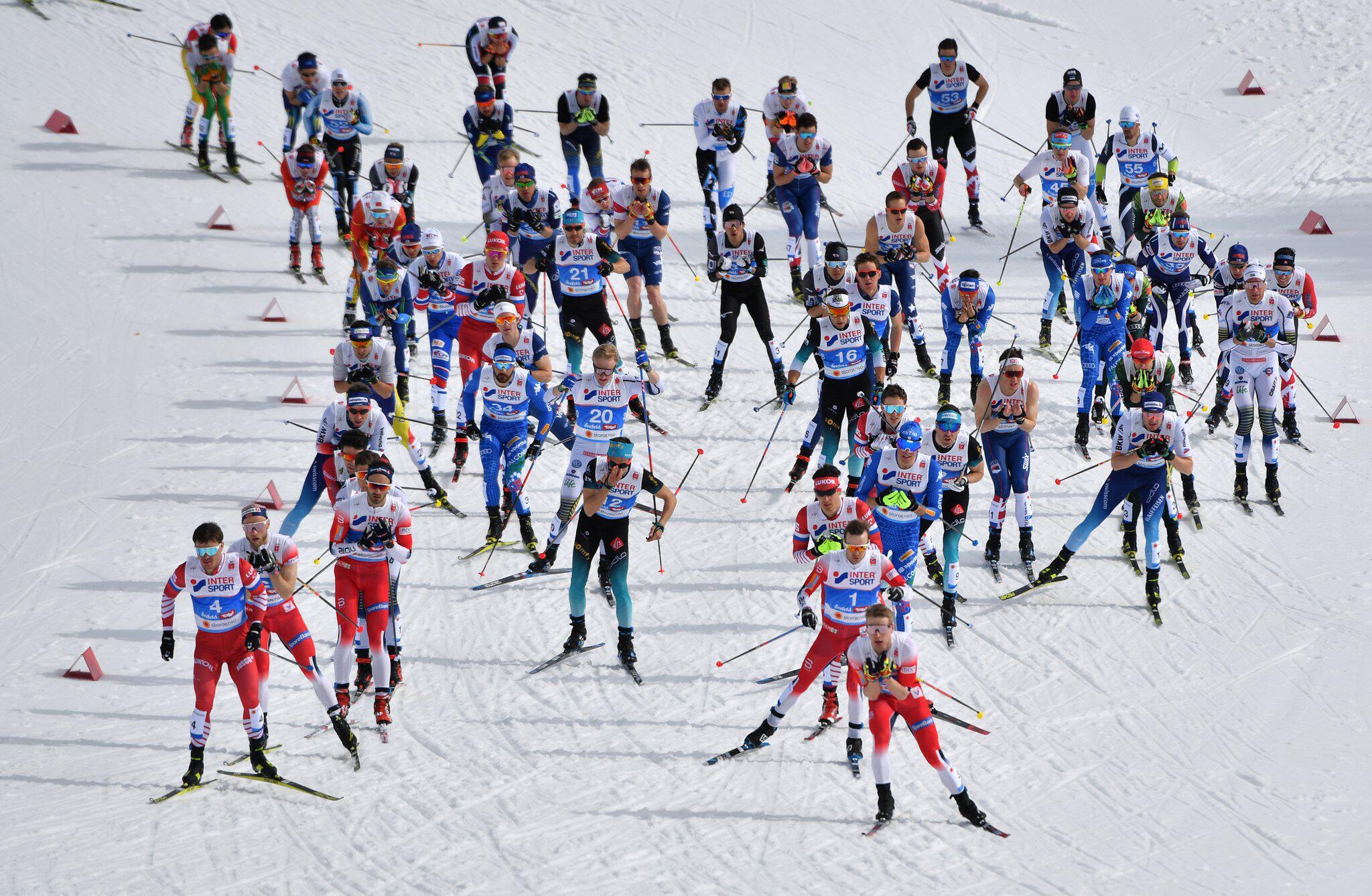 Bild zu Dopingschatten auf der Biathlon-WM
