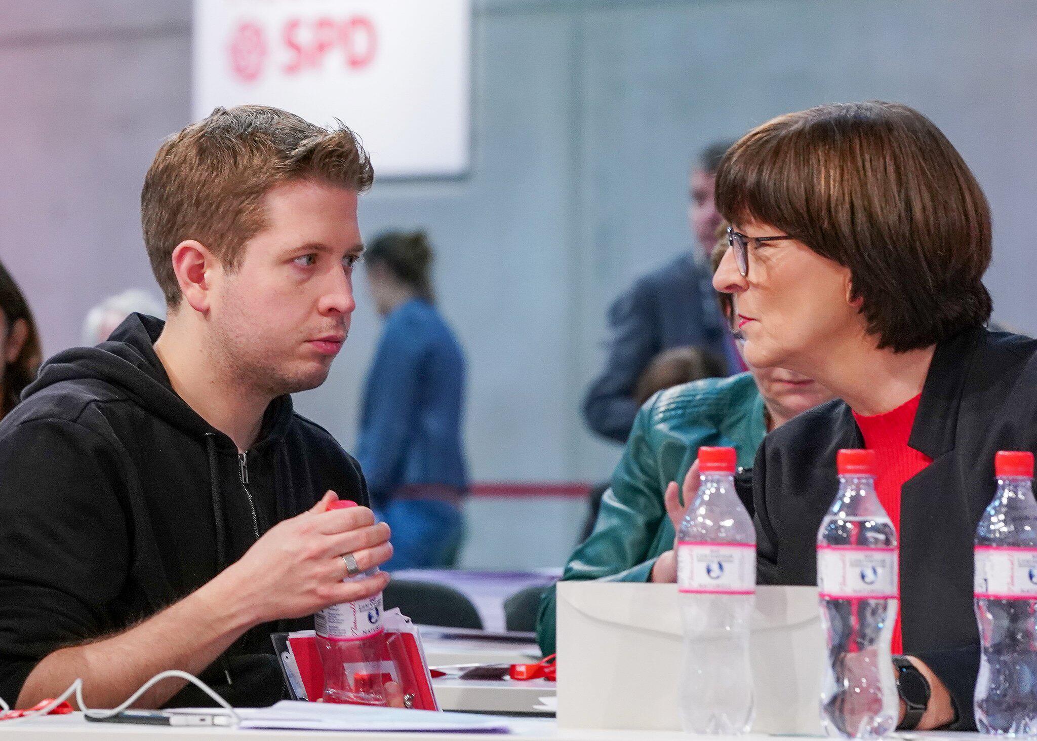 Bild zu SPD federal party conference