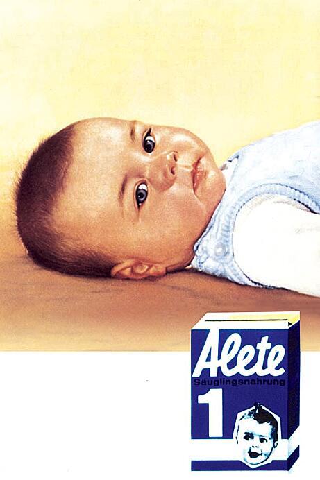Bild zu Alete Werbung