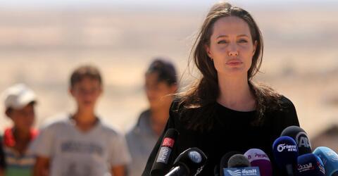 Angelina Jolie, Kinder