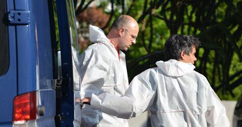 Zwei Tote bei Bluttat in Saarbrücken