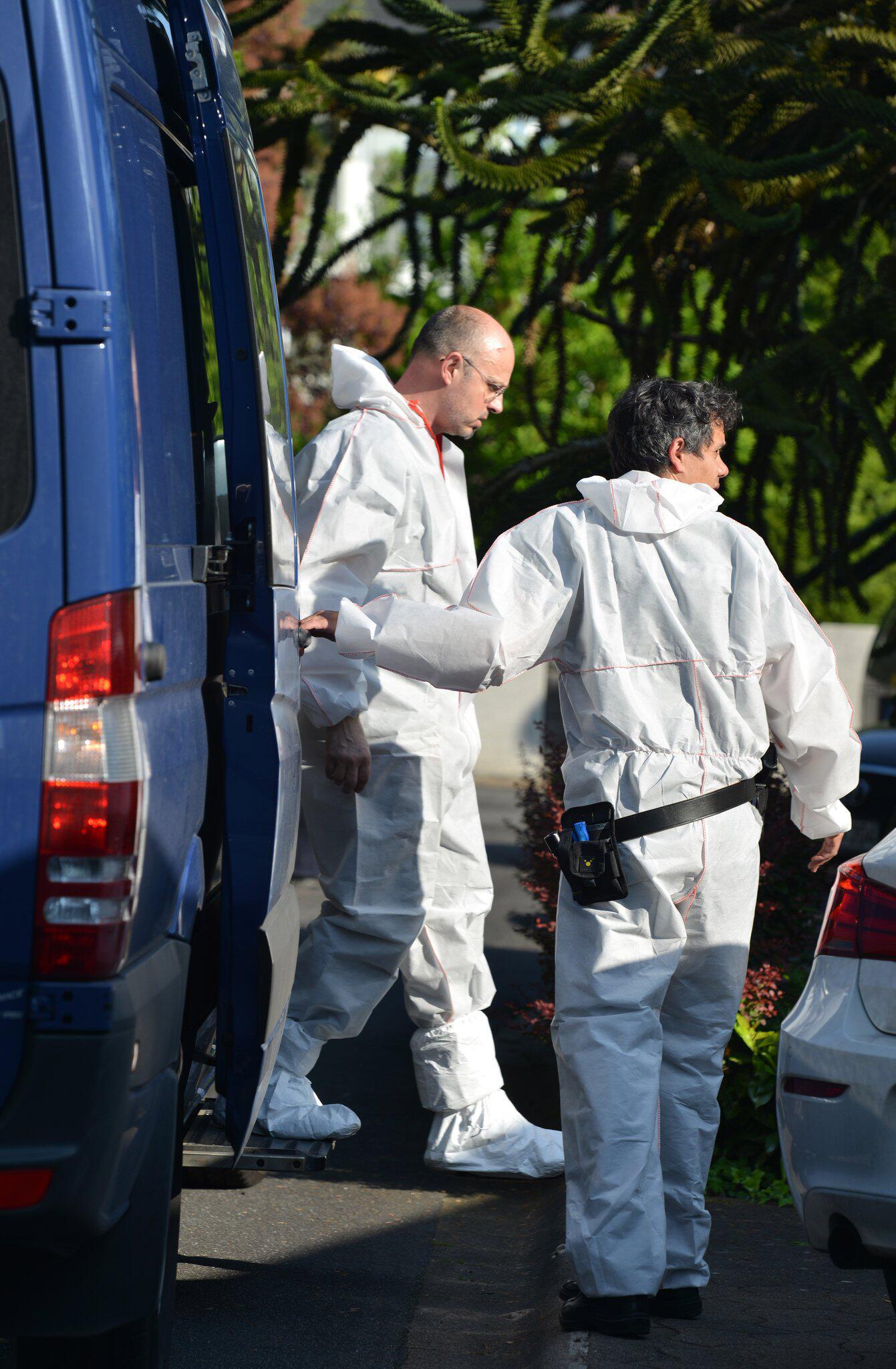 Bild zu Zwei Tote bei Bluttat in Saarbrücken