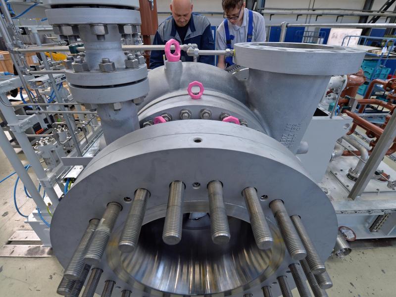 Bild zu Maschinenbau