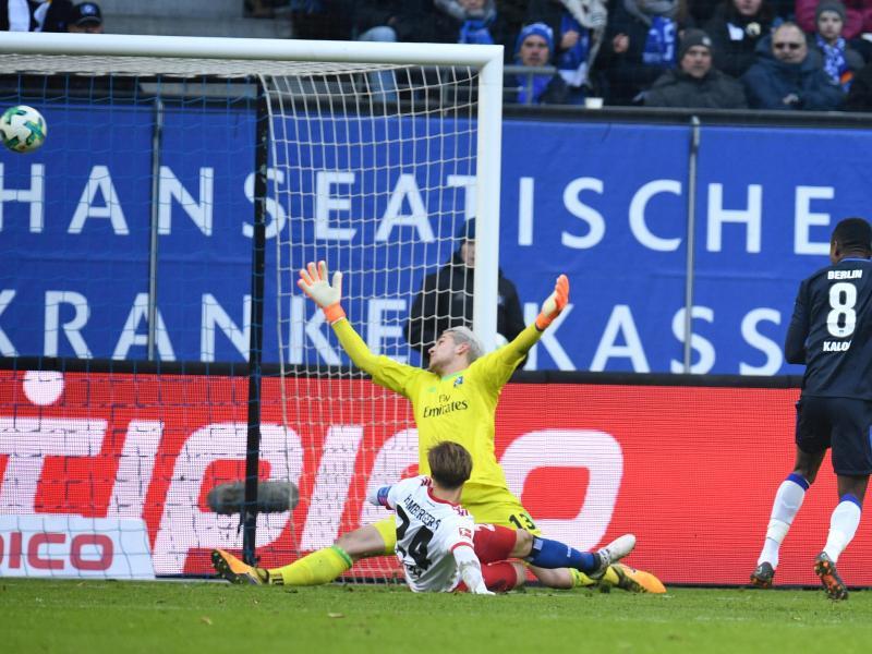 Bild zu Hamburger SV - Hertha BSC