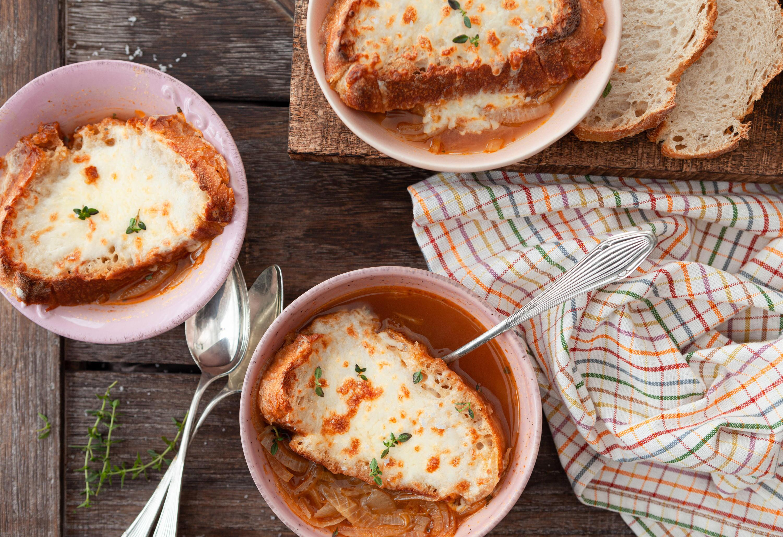 Bild zu Zwiebelsuppe
