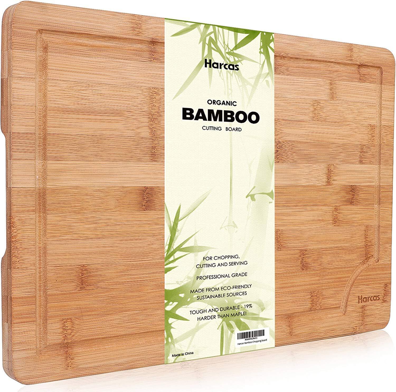 Bild zu Bamboobrett, Küchenzubehör, Nachhaltigkeit