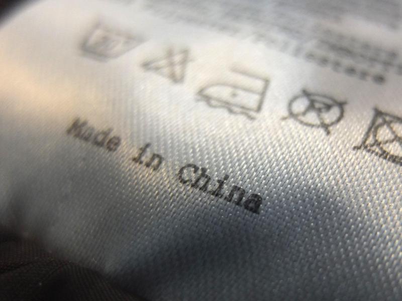 Bild zu Chemie aus Import-Textilien