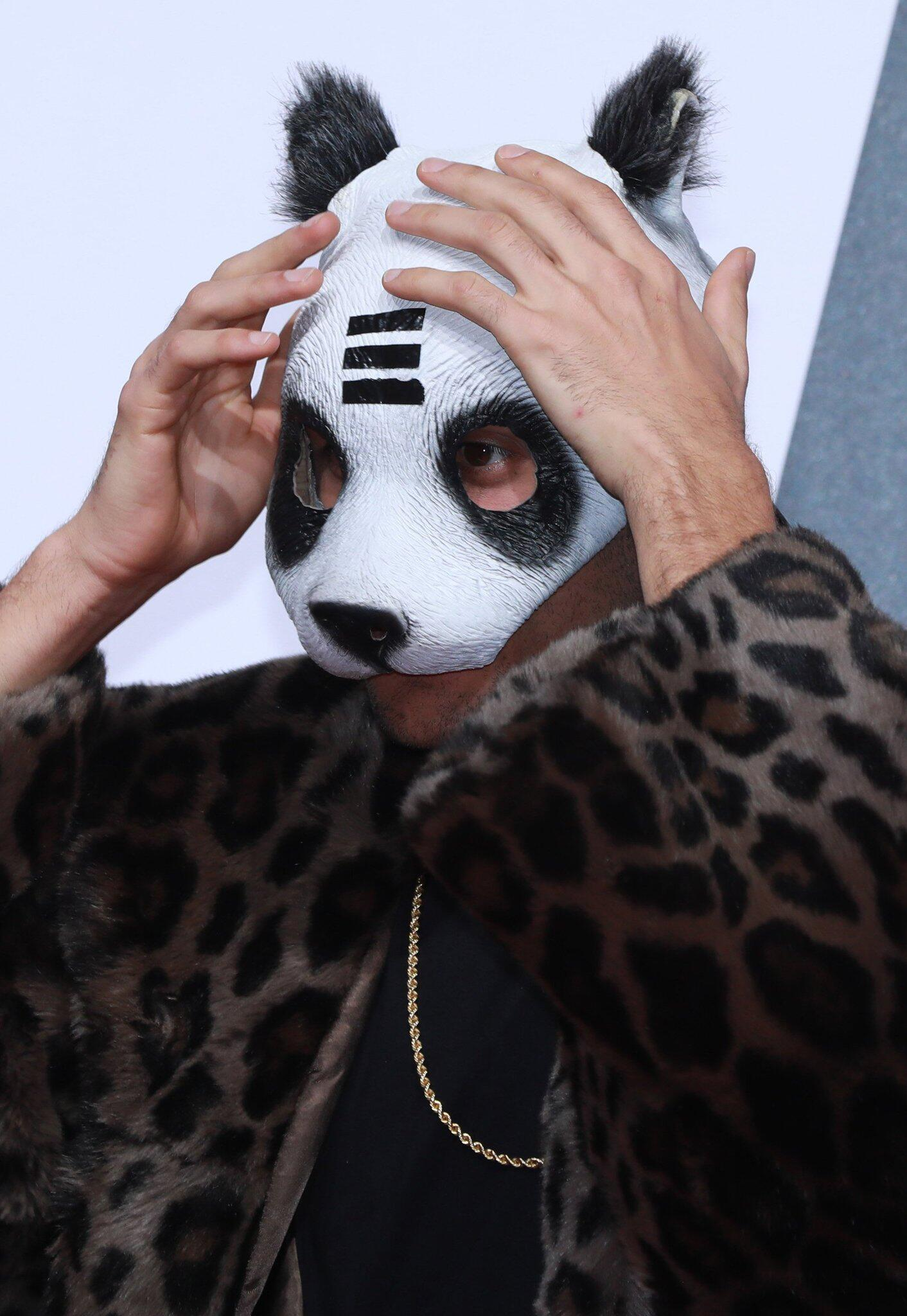 Bild zu Cro, Panda, Maske