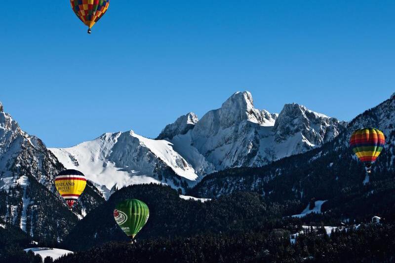 Schweizer Ballonfestival
