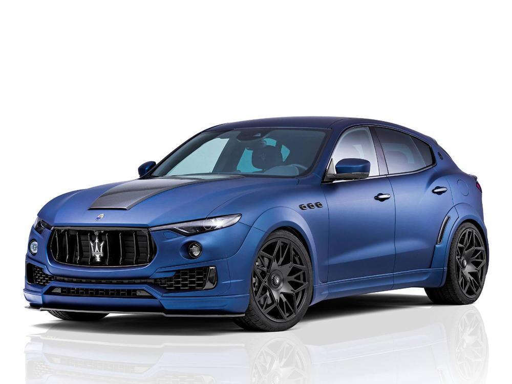 Bild zu Novitec Esteso Maserati Levante