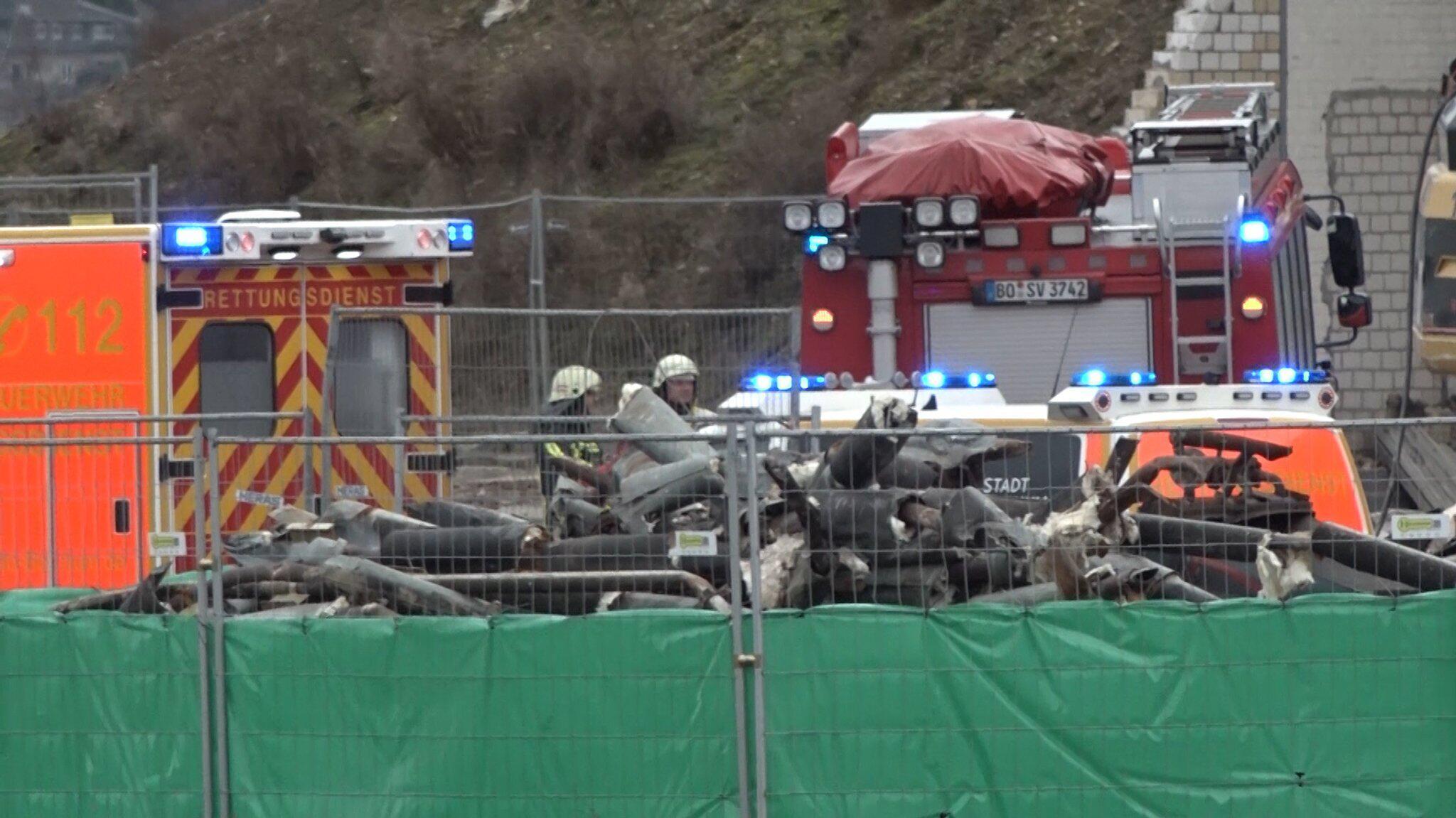 Bild zu Zwei Tote bei Arbeitsunfall in Bochum