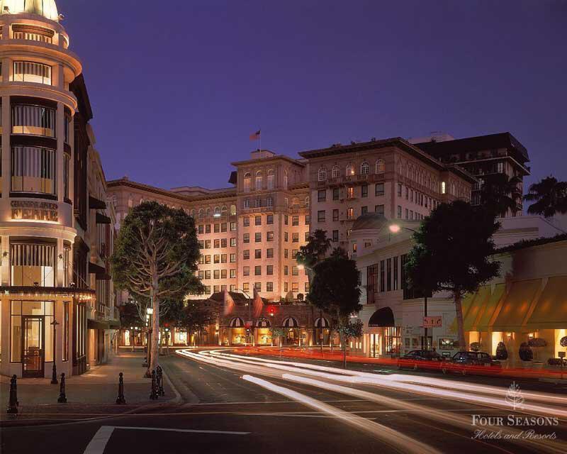 Bild zu Beverly Wilshire Hotel