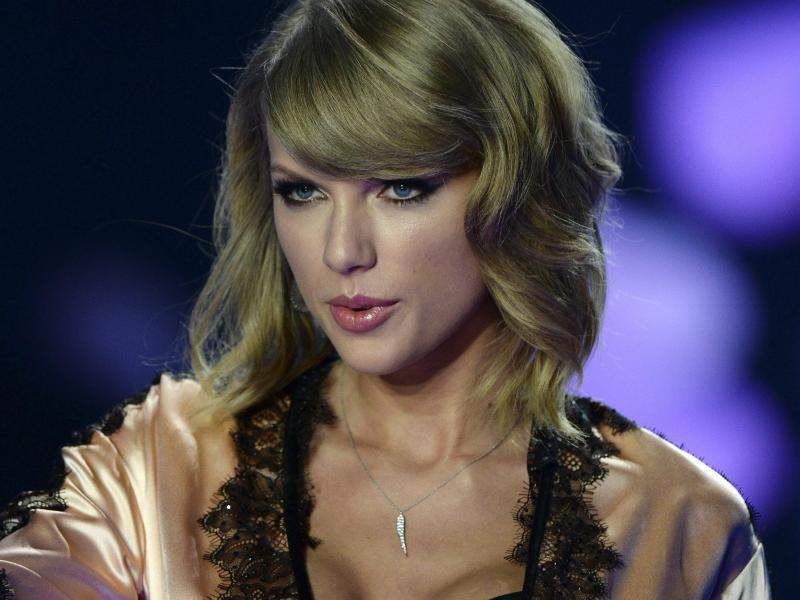 Bild zu Taylor Swift