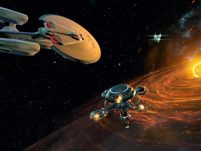 Bild zu «Star Trek Bridge Crew»