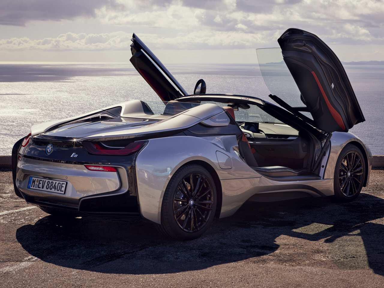 Bild zu BMW i8 Roadster