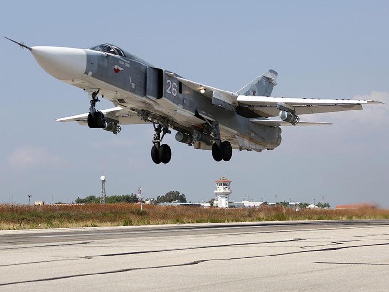 Bild zu Russischer Kampfjet