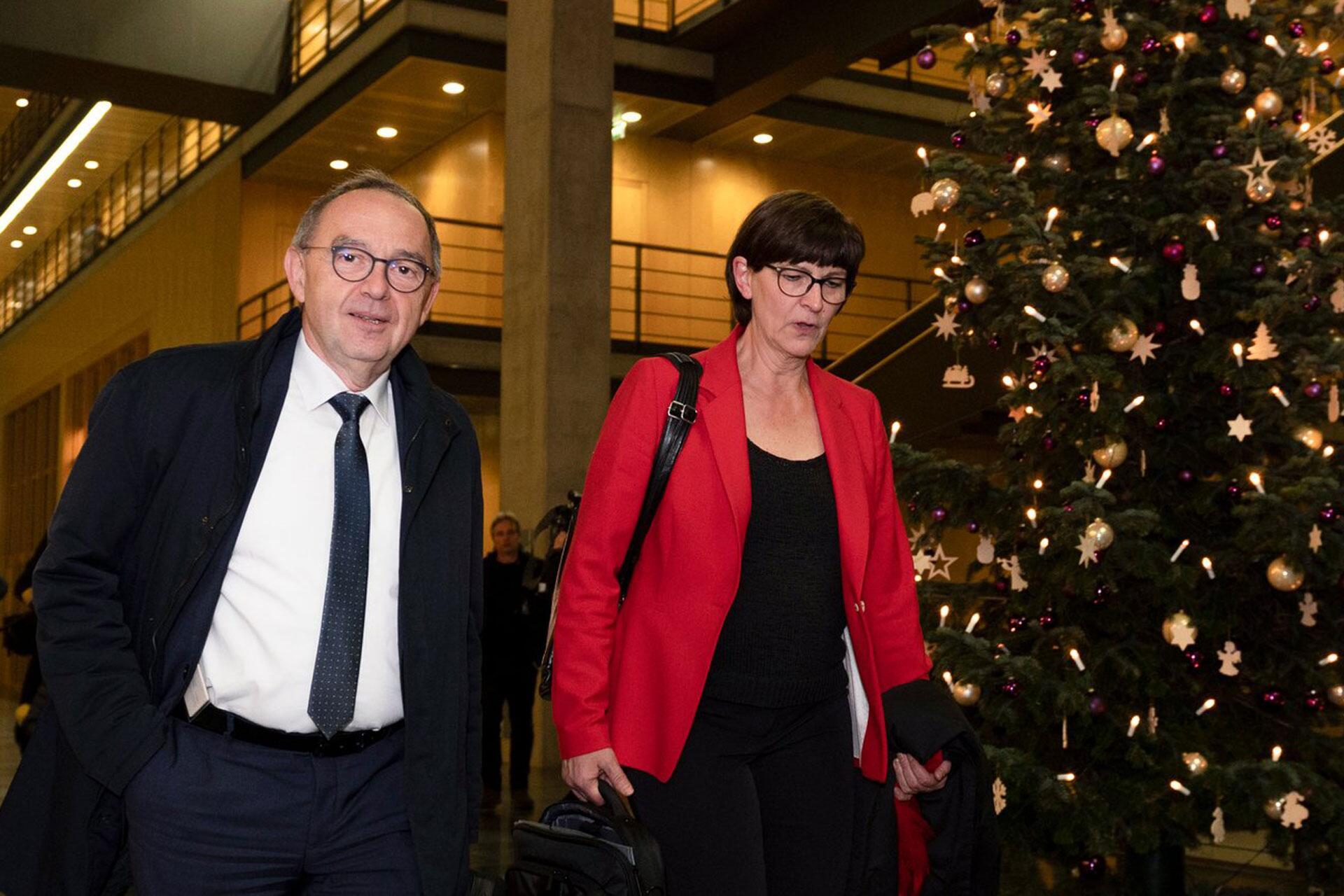 Bild zu Letzter Koalitionsausschuss vor Weihnachten