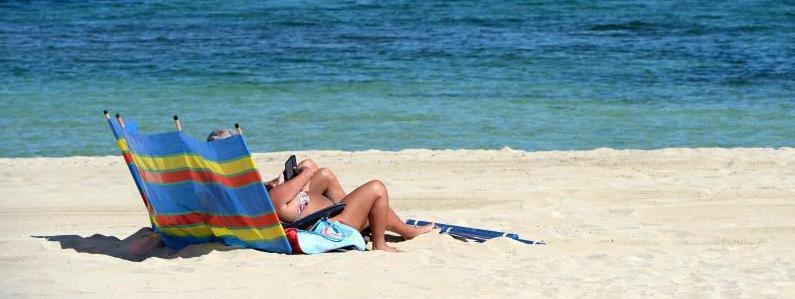 Bild zu Pauschalurlauber auf Mallorca