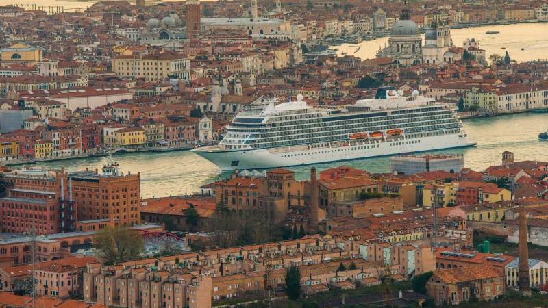 «Viking Sea» in Venedig