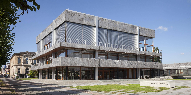 Bild zu Bundesverfassungsgericht Karlsruhe