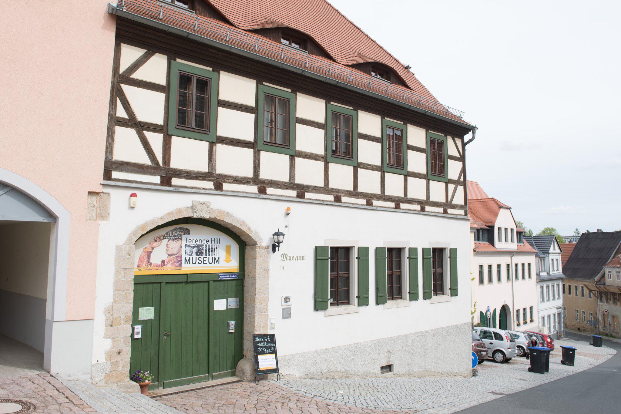 Bild zu Terence Hill, Museum, Lommatzsch, Sachsen