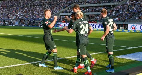Hertha BSC - VfL Wolfsburg