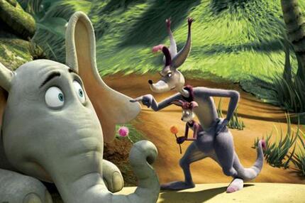 "Filmszene aus ""Horton hört ein Hu!"""