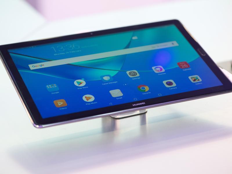 Bild zu Media Pad M5 von Huawei