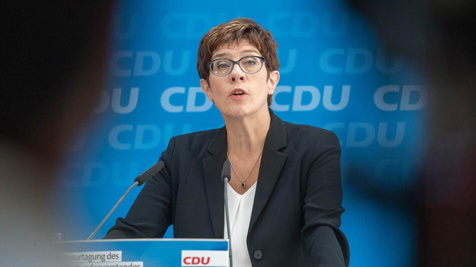 Closed meeting of CDU federal executive committee