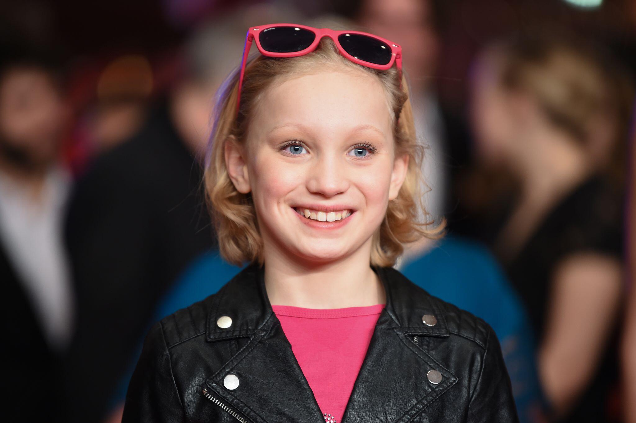 Bild zu Nominierungen Golden Globes 2021 - Helena Zengel
