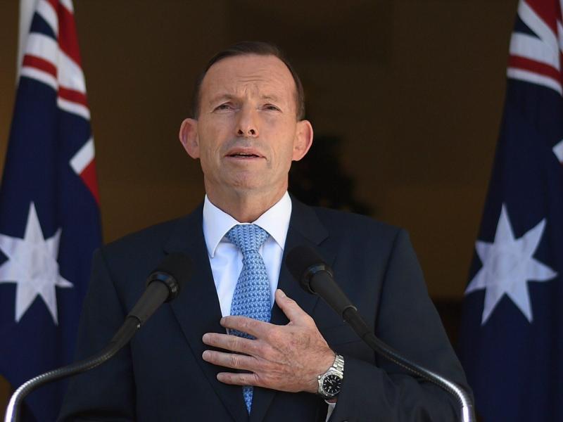Bild zu Tony Abbott