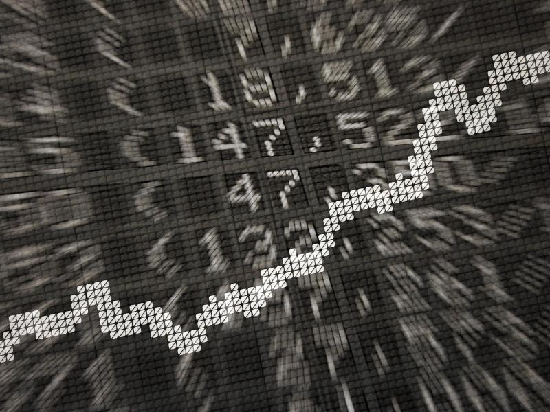 Bild zu Aktien im Dax