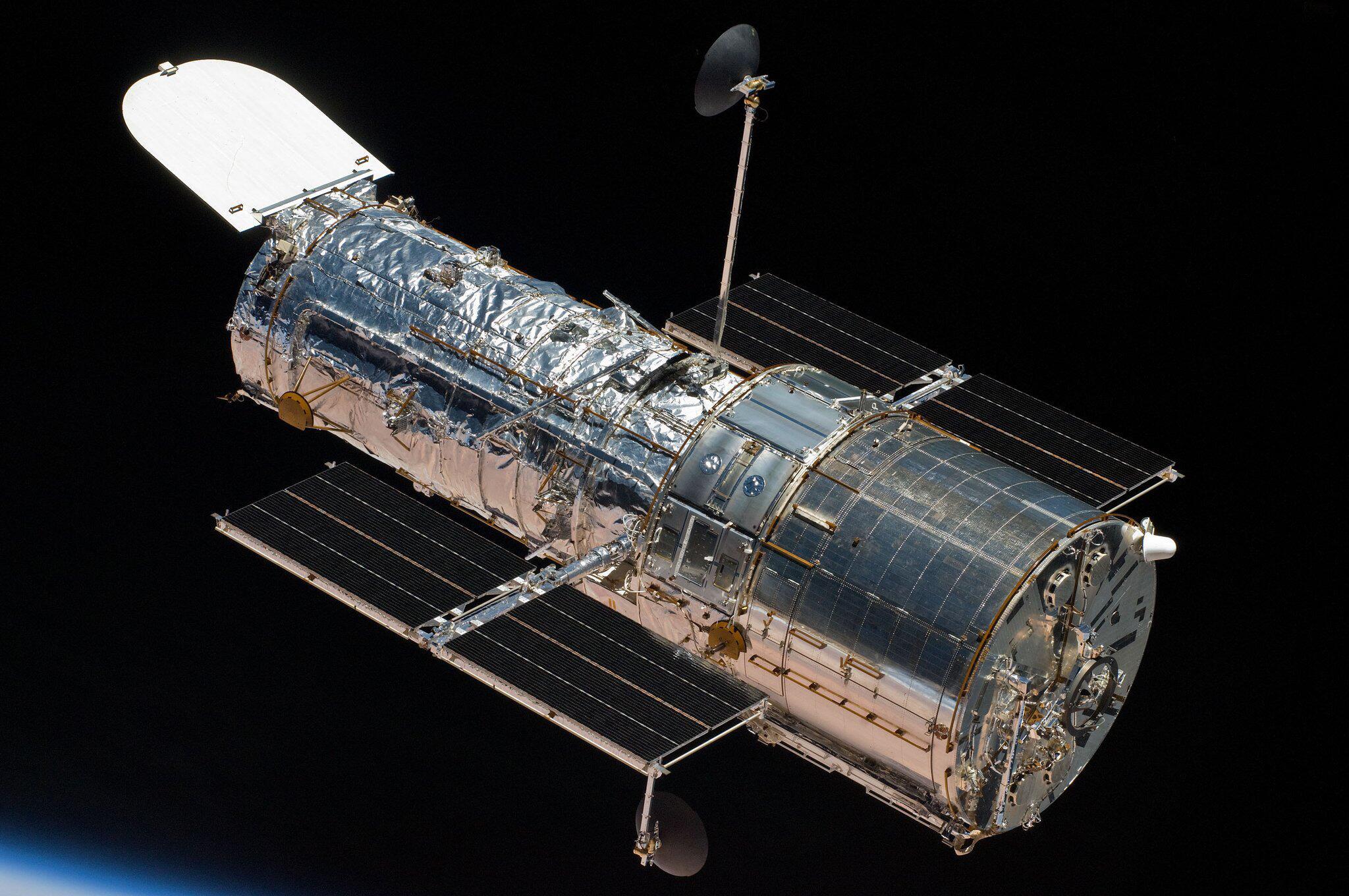 Bild zu Weltraumteleskop «Hubble»