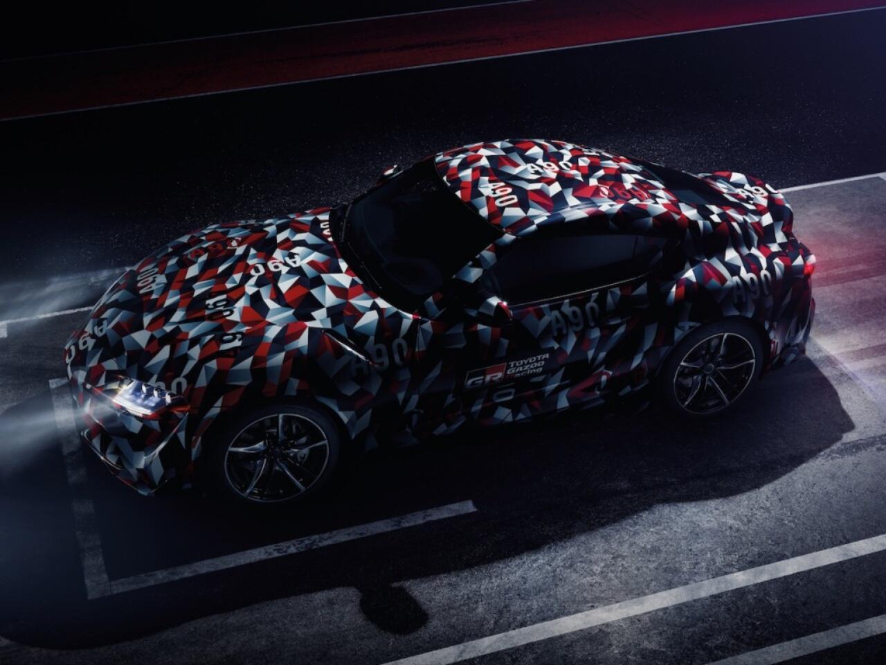 Bild zu Toyota Supra