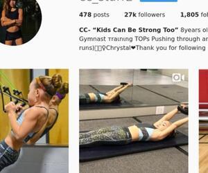 Dieses Mädchen ist das jüngste Fitness-Model bei Instagram