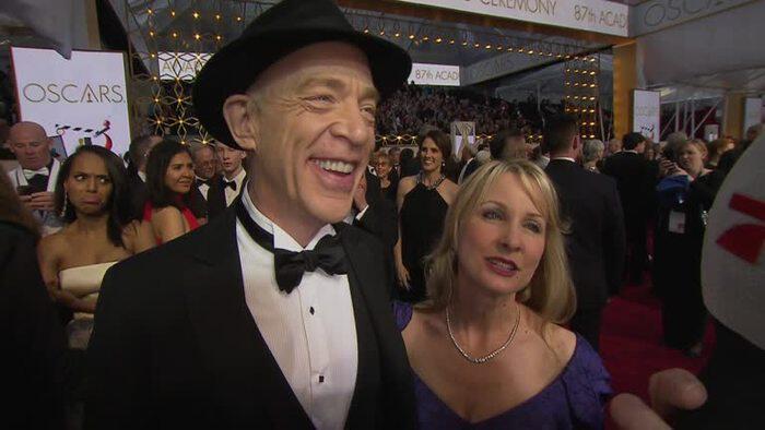 Bild zu Oscars ® 2015: J.K. Simmons im Interview