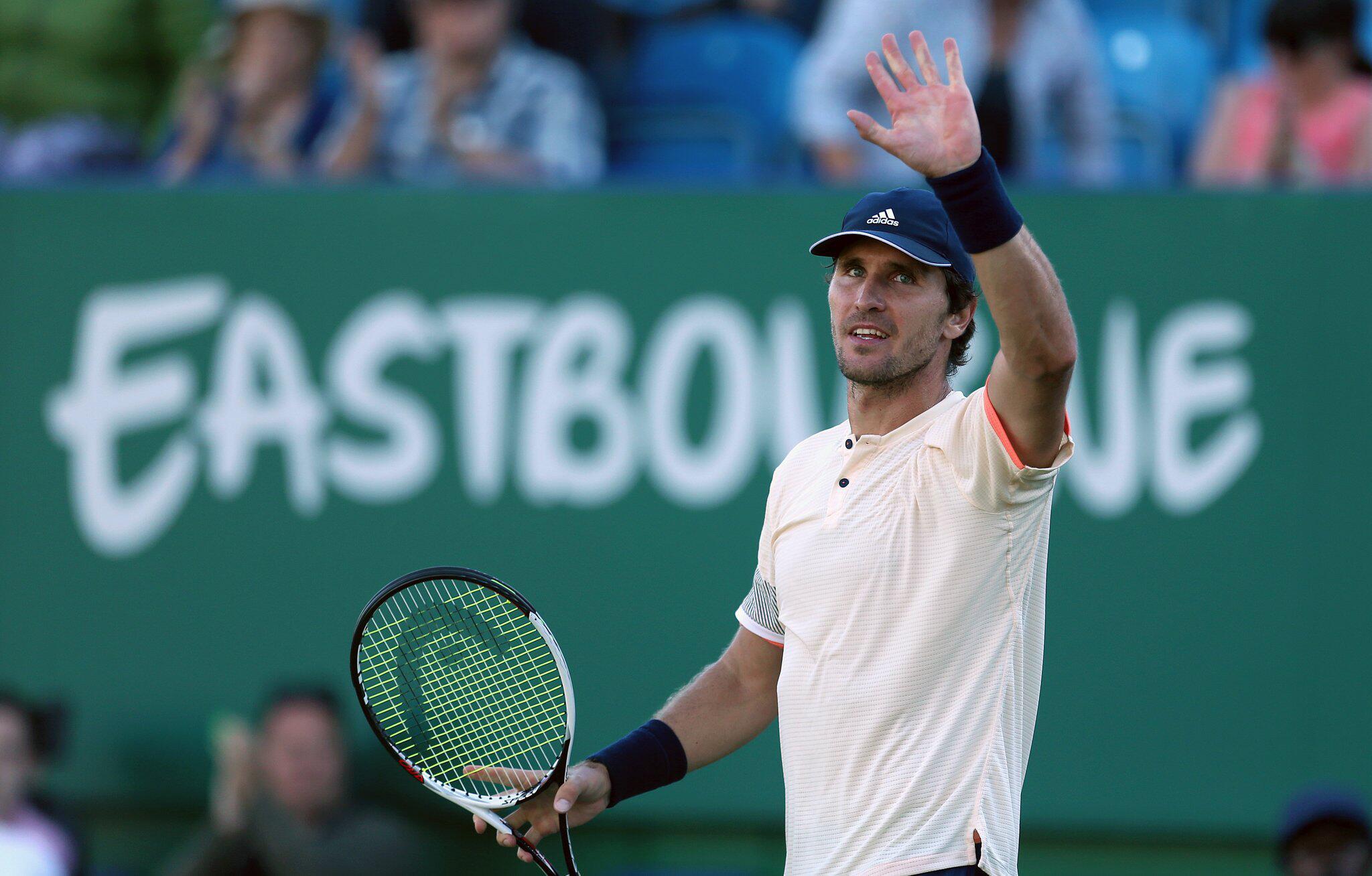 Bild zu Tennis - Turnier von Eastbourne