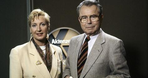 50 Jahre ZDF-Sendung «Aktenzeichen XY... ungelöst»